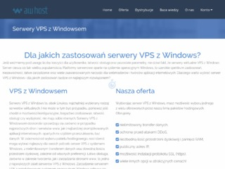 Serwer VPS Windows